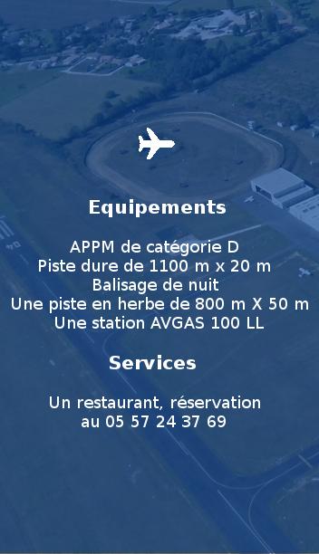 Aerodrome de Libourne