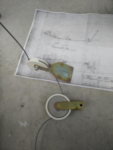 Installation crochet de remorquage
